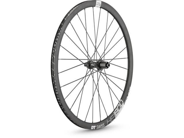 """DT Swiss HE 1800 Spline 32 Rear Wheel 29"""" Disc CL 142/12mm Thru-Axle black"""